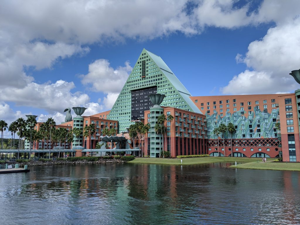 The Disney Dolphin Hotel